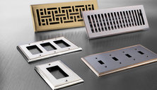 Switch Plates and Floor Registers